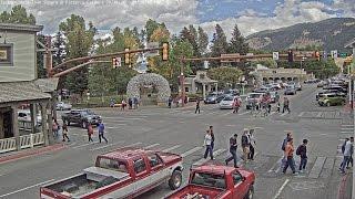 Jackson (WY) United States  city photos gallery : Jackson Hole Town Square - SeeJH.com