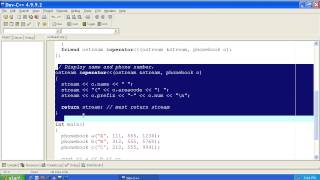 Object-Oriented Programming In C++ - Lecture 16