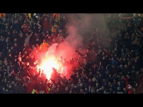 UEFA Europa League | Manchester United & Liverpool May Face Sanctions After Fan Trouble