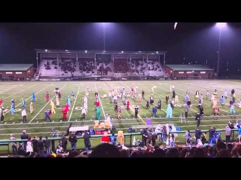 Bothell High Marching Band - Thriller