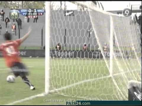 Estudiantes 0 - 2 Independiente (Clausura 2011)