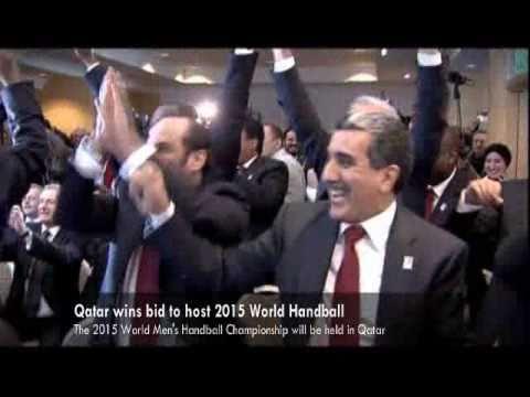 Qatar wins bid to host 2015 World Handball