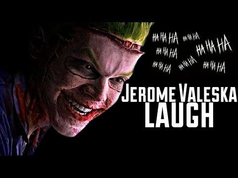 Every Jerome Valeska Laugh Season 1-3