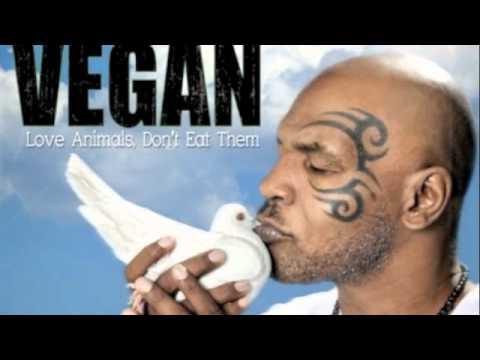 Mike Tyson on His Vegan Diet-