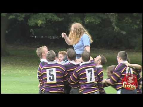 Sudden Rugby Attack