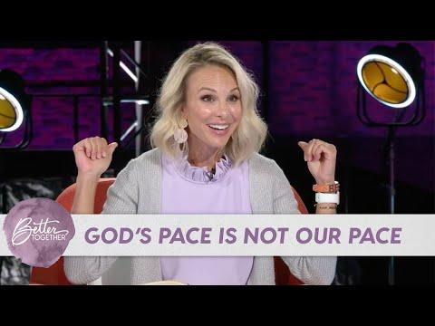 Elisabeth Hasselbeck: Trusting God's Timing | Better Together TV