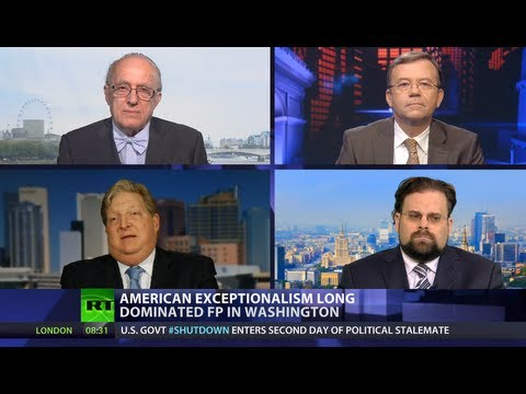 American Exceptionalism Cross Talk The Erimtan Angle border=