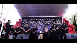 Download Video Pelantikan Empat Korlap Laskar Bali Kuta Selatan MP3 3GP MP4