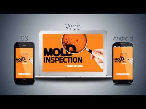 Video of Free Mold Inspection App