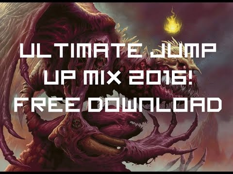 Ultimate Jump Up DnB Mix 2016 - DJ SAZ