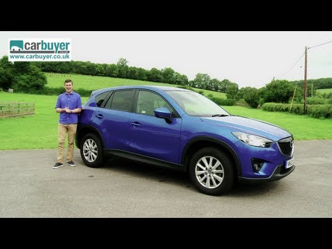 Mazda CX-5 SUV review – CarBuyer