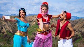Aladdin & Genisa | Lele Pons & Anwar Jibawi