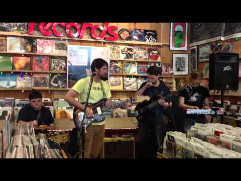 Homeville Circle Live At Culture Clash Records (Part 2 of 2)