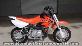 6. 2015 CRF50 For Sale - Chattanooga TN / GA / AL Honda CRF Dirt Bike Motorcycle Dealer