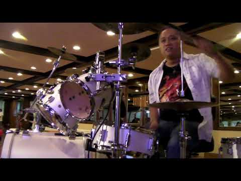 Church On Fire (Hillsong) Drum Cover