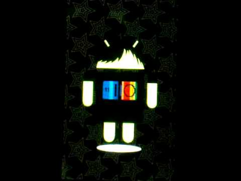 Video of Robodance (Dancing Droids)