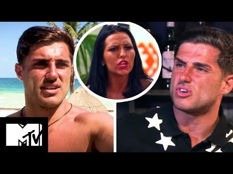 Ep #6 Beach Diaries: George Reacts To Being Swilled By His Ex Katie | Ex On The Beach 9