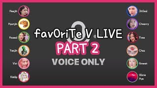 "Video [ENG] 180807 LOONA 'favOriTe' V LIVE Highlights Part 2 | ""Stuff OT12 Says"" MP3, 3GP, MP4, WEBM, AVI, FLV Oktober 2018"