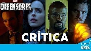 Olá Referenciadores do Brasil, no vídeo de hoje vamos falar sobre a nova série da Marvel, os Defensores, que reúne os heróis...