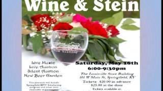 Springfield BPW Wine Tasting on May 18th