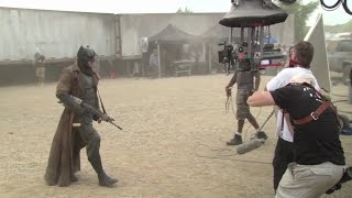 Dc Extended Universe  Batman V Superman  Behind The Scenes