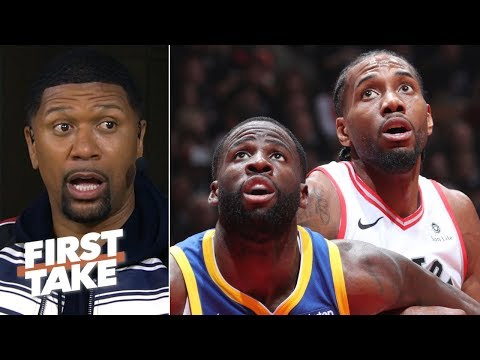 Raptors were 'firing on all cylinders,' outplayed the Warriors in Game 1 - Jalen Rose | First Take