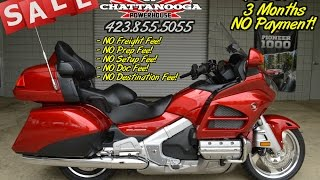 10. 2016 Honda Gold Wing 1800 Review of Specs (GL18HPNAMG) - Discount Prices @ Honda of Chattanooga