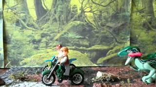 Jurassic World 4 Day in Jurassic World #picpac #timelapse #stopmotion #lego