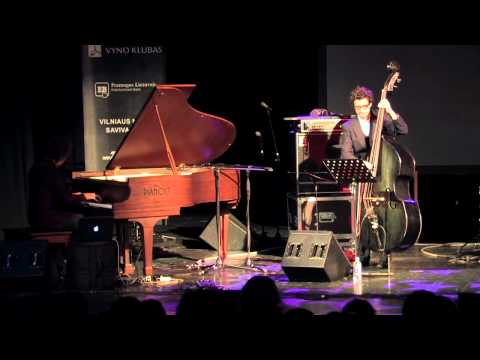 Alister Spence Trio - Luminescence @ Vilnius Jazz 2009 online metal music video by ALISTER SPENCE