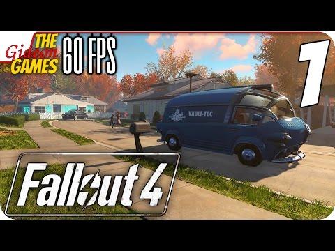Прохождение Fallout 4 на Русском [PС 60fps] - #1 (Знатно подремал)