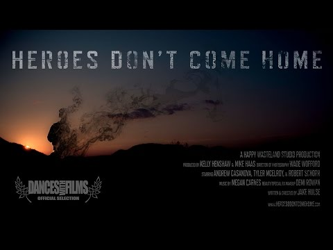 Heroes Don't Come Home Teaser