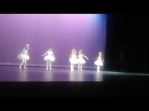 Raegan's Ballet Performance