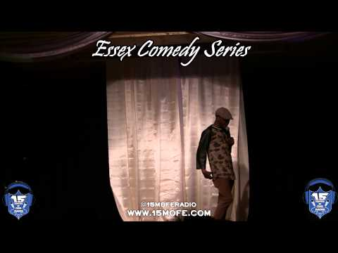 {Comedy} Smokey Suarez Live at the Essex Comedy Series (Part 1)