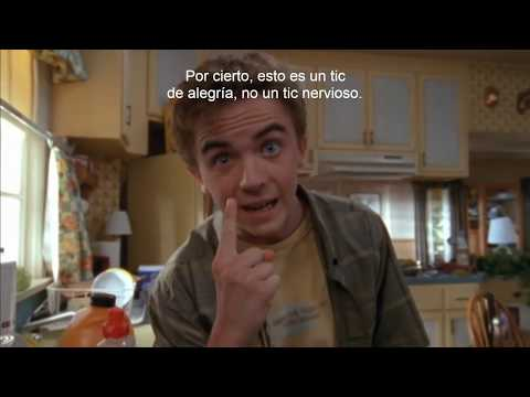 Malcolm in the middle -Malcolm's first high school day-