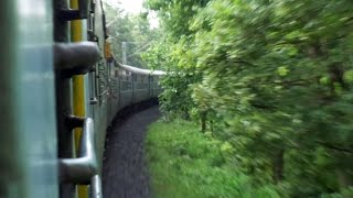 Gondia India  city images : Spectacular Train Journey through the Forest section of Gondia-Wadsa : Indian Railways