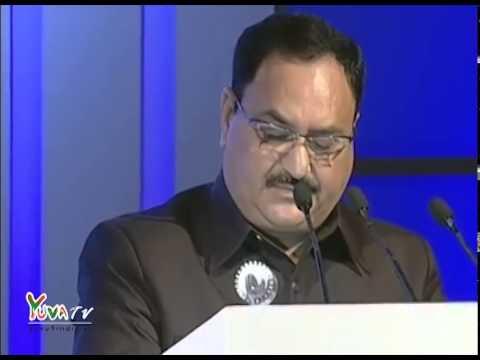 Shri Jagat Prakash Nadda address at Global Call to Action Summit 2015 in New Delhi