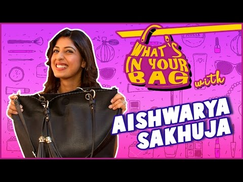 AISHWARYA SAKHUJA's Handbag SECRET REVEALED | What