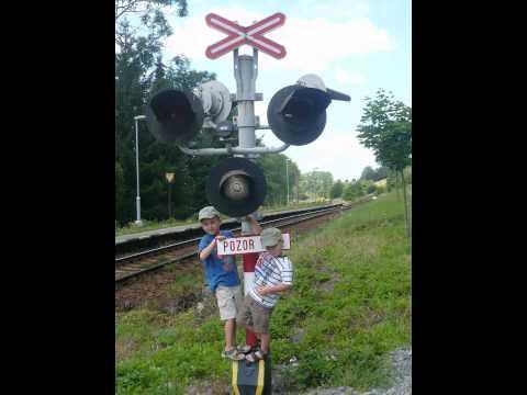 Železniční přejezdy Sobínov (Historické fotky)
