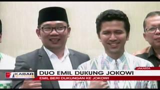 Video Duo Emil Dukung Jokowi MP3, 3GP, MP4, WEBM, AVI, FLV September 2018