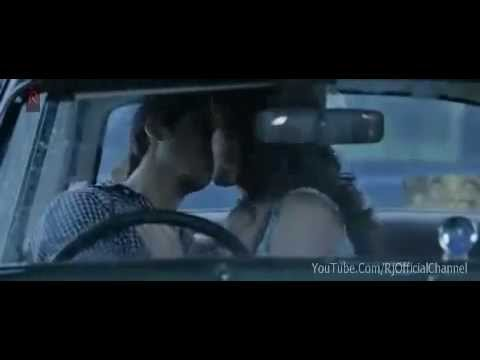 Anushka Sharma Sexy Hot Kiss in a Car