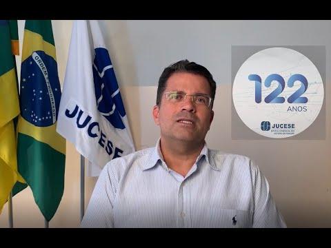 Jucese 122 anos: depoimento do colaborador Eduardo Garcez