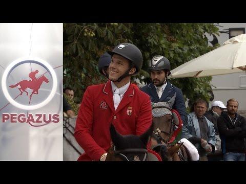 Pegazus lovas magazin - augusztus