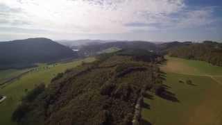 Marsberg Germany  City new picture : Drone - Quadrocopter - Marsberg - - Juneec Q500 4K - Sauerland - Germany