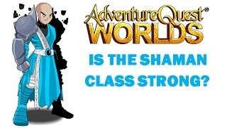 Thank you for watching guys Shaman class (Enhancements/Guide/Boss solo) And thanks to Adventure Quests Worlds. Hope you liked the guide Video by Icelava Tyrell