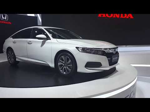 BIMS 2019: All-New 2019 Honda Accord Uncovered! | EvoMalaysia.com