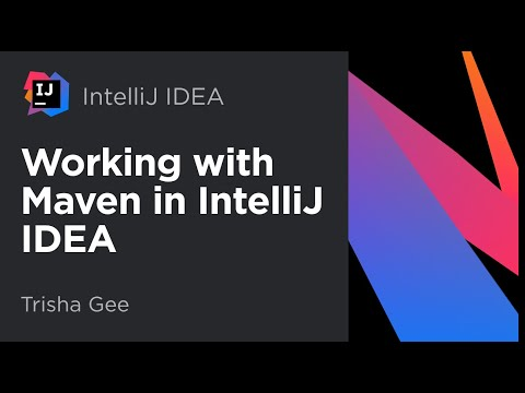 IntelliJ IDEA Tutorial. Working With Maven in IntelliJ IDEA