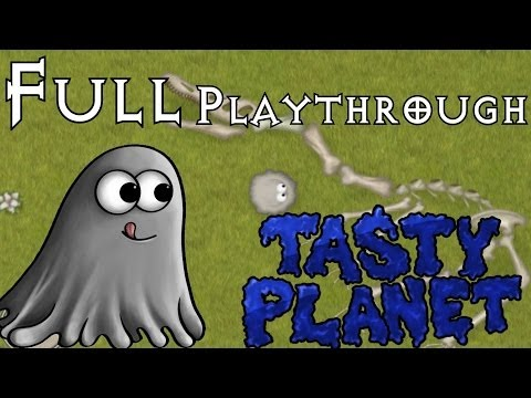 tasty - FULL Playthrough/Walkthrough on Tasty Planet: Back For Seconds ! I played the entire game without pausing xD HD !