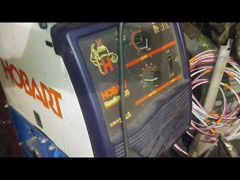 DIY winch bumper ram 1500