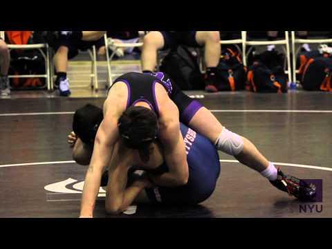 Wrestling: NYU vs Gettysburg/Hopkins