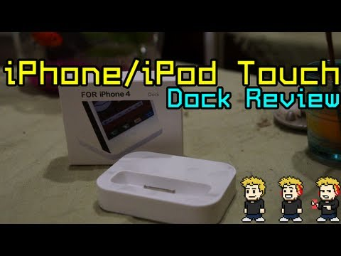 iPhone & iPod Touch Dock Product Review